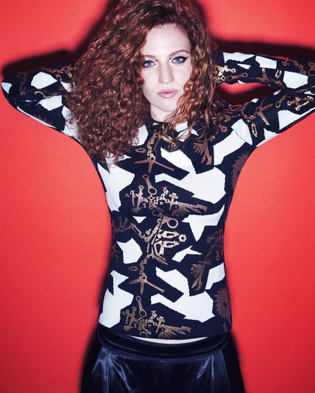 Jess Glynne says she approached her secord album as she approached the first, adding if the pressure