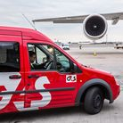 G4S Plc. Security services at Heathrow airport, London
