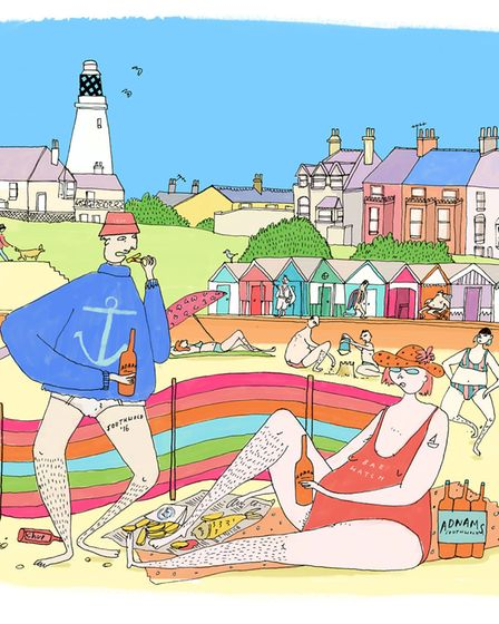 Southwold by Polly Williams. Picture: POLLY WILLIAMS