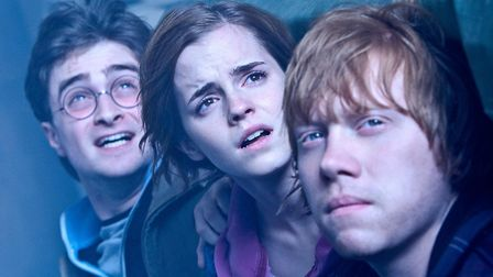 Watch Harry Potter at an outdoor cinema this weekend! Picture: PA/WARNER BROS