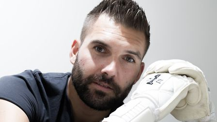 Ipswich Town keeper Bartosz Bialkowski is the cover star for edition four of Kings of Anglia magazin