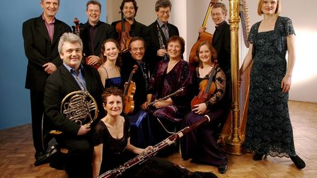 The Nash Ensemble who perform at this year's Snape proms. Photo: Snape Proms