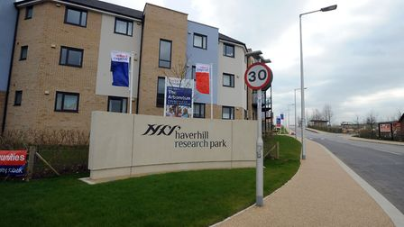 Haverhill Research Park is one of the first areas to benefit from the new initiative. Picture: PHIL
