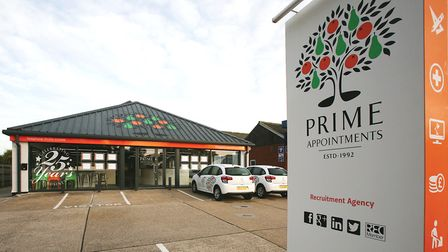 Recruitment agency Prime Appointments at Witham.