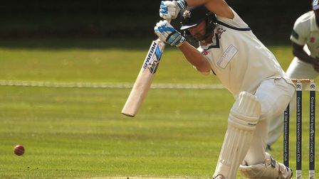 Jaik Mickleburgh has been in great form for Suffolk. Picture: SEANA HUGHES