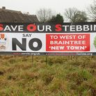 Stebbing Parish Council, alongside Sercle, are campaigning against a new development to the West of