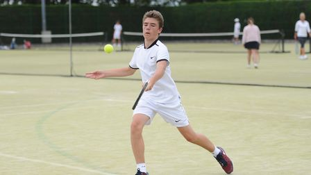 Framlingham Tennis Tournament is the second-oldest in the country