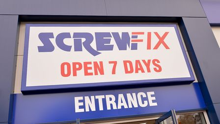 Like for like sales are set to increase for Screwfix