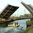 The Bascule Bridge, at Lowestoft. Picture: ANDY DARNELL