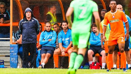 Braintree Town manager Brad Quinton was delighted with the result