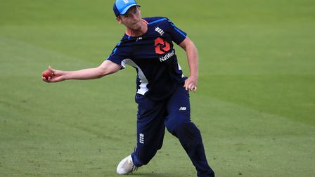 Essex's Tom Westley made his England debut last week. Picture: PA SPORT