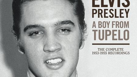 The Boy From Tupelo, the collected Sun Recordings. The best Elvis albums. Photo: RCA