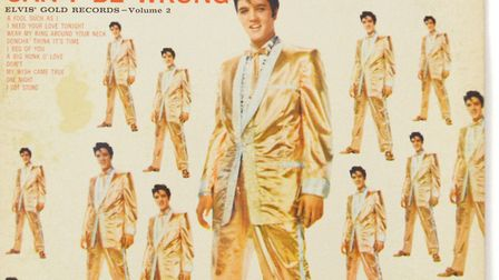Elvis Gold Records, the collected 1950s singles. The best Elvis albums Photo: RCA