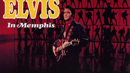 From Elvis in Memphis. The first studio album of the comeback years. released in 1969. released alon