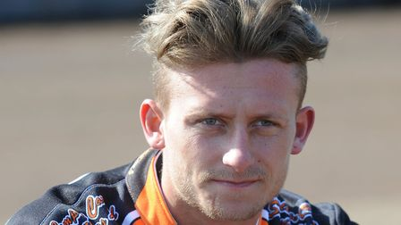 Danny Halsey rode well for Mildenhall. Picture: ARCHANT