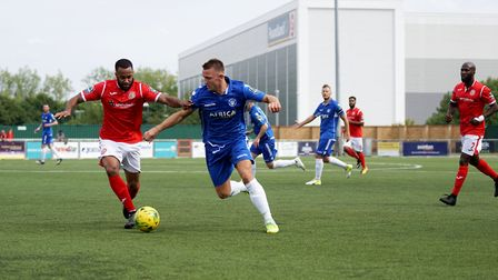 Jake Reed in action at Harlow. Picture: Shirley D Whitlow