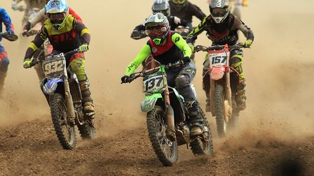 Blaxhall will host the penultimate round of the Bickers Lifting ACU Eastern Motocross Championship.