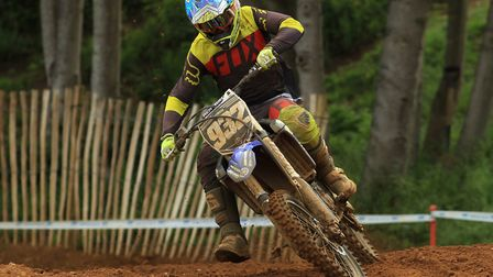 Rheis Morter is the Junior Class leader. Picture: RICK BLYTH
