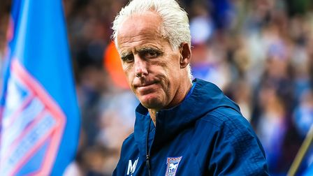 Mick McCarthy's men sit fifth in the table after seven games. Picture: STEVE WALLER