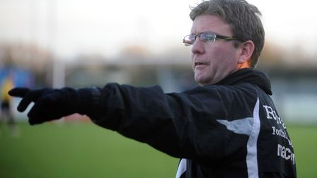 Danny Laws, takes over as caretaker manager at AFC Sudbury.