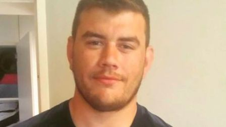 Collen Smith has signed for Bury St Edmunds Rugby Club. Picture: CONTRIBUTED
