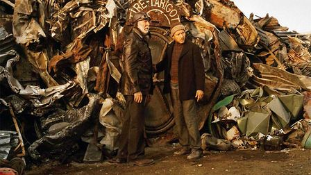 The junkyard in Micmacs, a surreal comedy in which a group of misfits use recycling to engineer thei