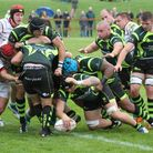 Sam Bixby, pictured scoring a try for Bury last season. Photo: Shawn Pearce