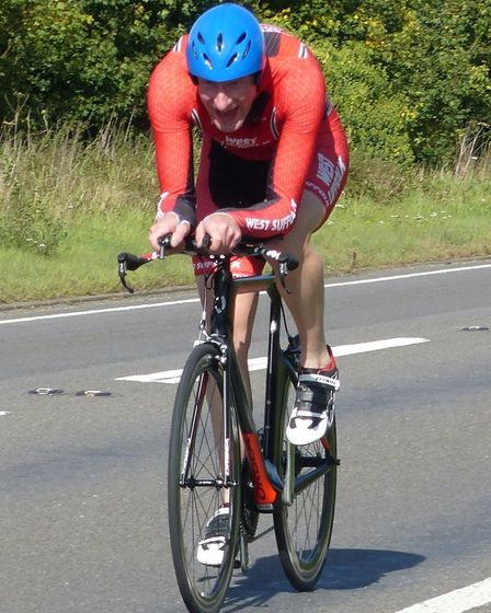 Paul Rooke (West Suffolk Whs) – a personal best at the NABC 10