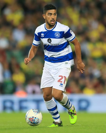 Queens Park Rangers' Massimo Luongo had a loan spell at Ipswich Town in 2012. Photo: PA