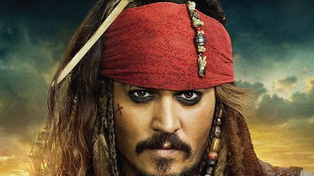 Captain Jack Sparrow in Pirates of the Caribean. Picture: WALT DISNEY PICTURES