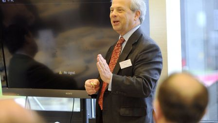 Jeremy Moody, secretary to the CAAV, the Central Association of Agricultural Valuers, speaking at a
