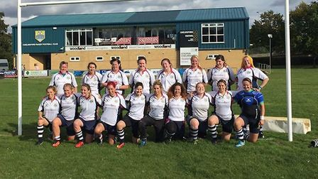 The Chelmsford Bluebirds started their season with a win over Southwold. Picture: ANNIE COULSON