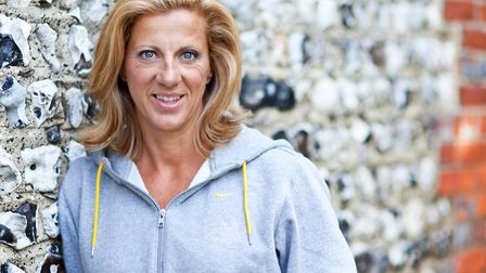 Sally Gunnell is to speak at the West Suffolk Sports Awards on September 28. Picture: CONTRIBUTED