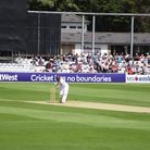 Essex played the West Indies at the Cloud FM ground earlier this season. Picture: GREGG BROWN
