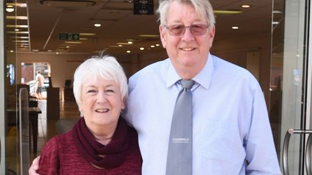 Glasswells is to open a new store in North Street, Sudbury. The new shop will be run by Peter and Ro