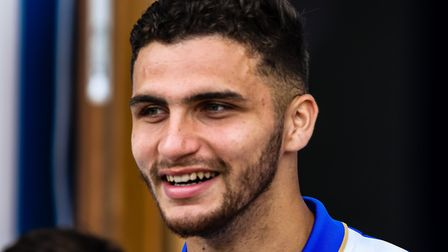 """Ryan Inniss, who believes the """"penny will soon drop,"""" as the U's look to get back on the winning tr"""