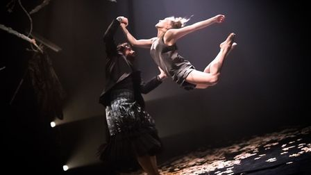 The National Dance Company Wales is staging a triple Bill of new work at the Jerwood DanceHouse on t