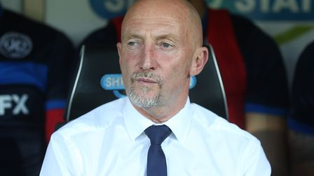 Queens Park Rangers Manager Ian Holloway before the Sky Bet Championship match at Carrow Road, Norwi