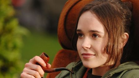 Juno (Ellen Page) in the eponymous coming of age comedy. Photo: Fox Searchlight
