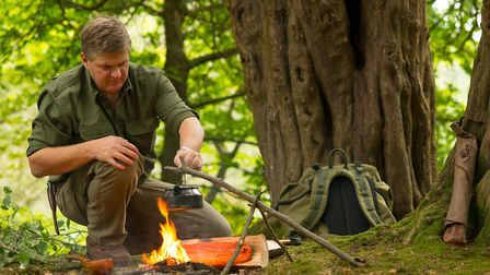 Ray Mears has spent two decades trekking through mountains and deserts, rainforests and oceans; meet