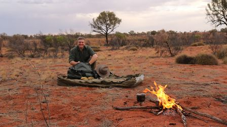 Teaching for 35 years, Ray Mears loves communicating his ideas and loves the immediate connection yo