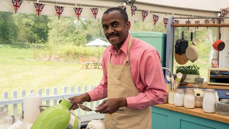 The Great British Bake Off's Peter. Photo: Mark Bourdillon / Channel 4