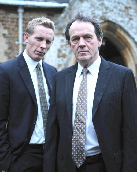Laurence Fox is perhaps best known as play DS Hathaway alongside Kevin Whately as DI Lewis in ITV's