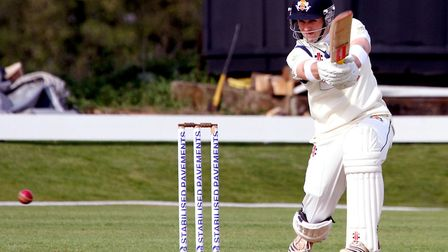 Chris Swallow, back in the Copdock & OI side after a long-term injury, scored 64 in the win over Bur
