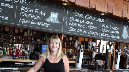 Sheila Gaughan, founder and owner of Gr8NiteOut. Picture: Gr8NiteOut