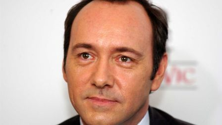 Actor Kevin Spacey, who stars in All The Money In The World. Picture: MYUNG JUNG KIM