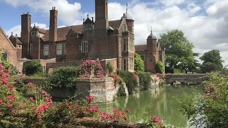Put your witch and wizardry skills to the test a Kentwell Hall. Picture: ALIX MASSEY