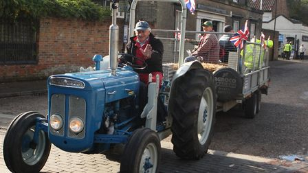 The Long Shop, Leiston Sunday the Final Fling, steam engines and stalls last year. Picture: CONTRIBU