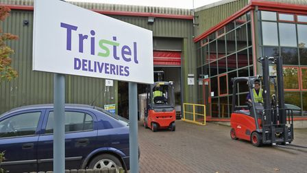 Tristel's headquarters at Snailwell, near Newmarket. Picture: Bruce Head - bruce@brucehead.com