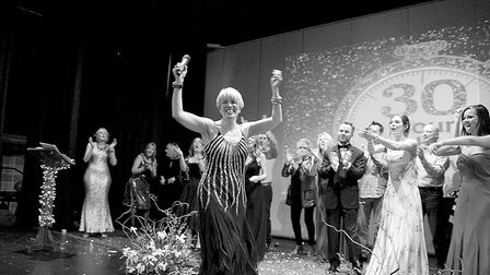 The show raised �24,000 for charity. Picture: WENDY AIKEN PHOTOGRAPHY
